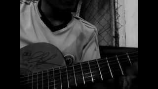 "Payung teduh ""Tidurlah"" cover belajar gitar"