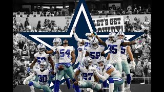 Dallas Cowboys 2018 || Defense Wins Championships || NFL 2018 Highlights |
