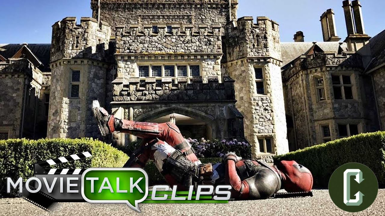 Deadpool 2 First Look Revealed Collider Video Youtube