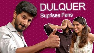 When Karwaan Star Dulquer Salmaan SURPRISED His Fans