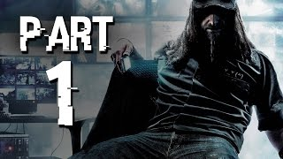 Watch Dogs BAD BLOOD Gameplay Walkthrough Part 1 - NEW DLC (T-BONE)