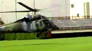 UH 60 Helicopter Crash in Colombia ( Helicopter Crash )
