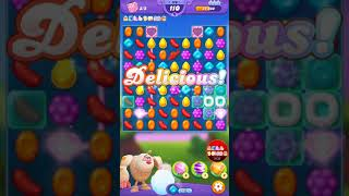 Candy Crush Friends Saga Level 170