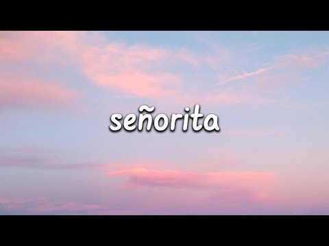Shawn Mendes, Camila Cabello – Señorita (Lyrics)