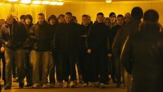 Околофутбола - Драки футбольных фанатов (лучшие моменты)