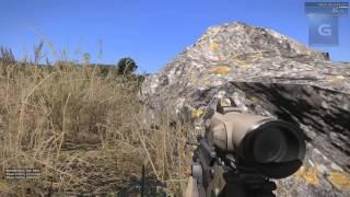 ArmA 3 Domination gameplay italiano - guerriglia sulle colline HD 1080p