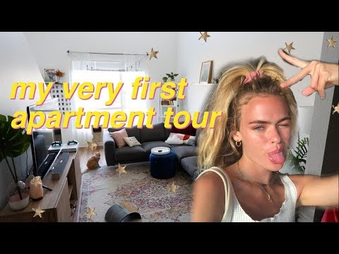 MY APARTMENT TOUR