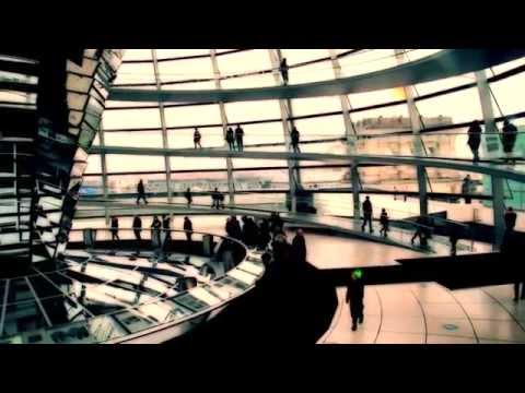 A Walk Around The Reichstag Dome, Berlin