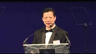 Academy Awards 2013 - Whittle Medal Lin Li FREng - Royal Academy of Engineering