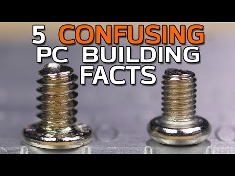 5 Confusing PC Building Facts