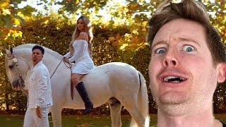 GIDDY UP ( OFFICIAL MUSIC VIDEO ) by the ACE FAMILY REACTION