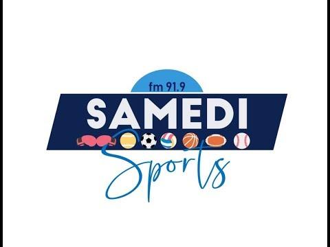 SPORTFM TV  - SAMEDI SPORTS DU 15 JUIN 2019 PRESENTE PAR FRANCK NUNYAMA