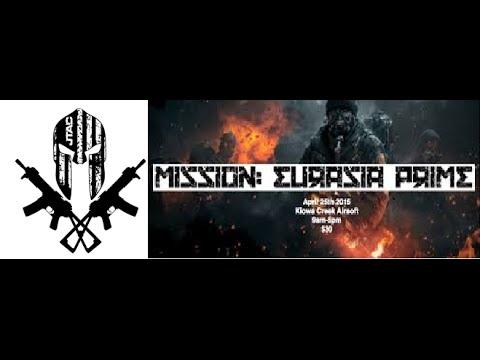 Eurasia Prime Loadout Video