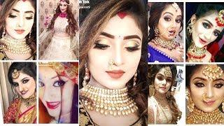 Beautiful tiktok bridals part 4 ll wedding day ll most beautiful tiktok dulhan ll tiktok feverrr