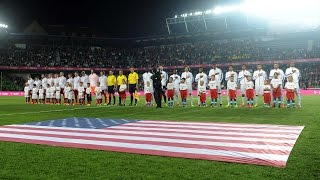 MNT vs. Czech Republic: Highlights - Sept. 3, 2014
