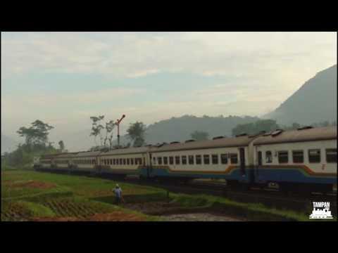 Kumpulan Kereta Api Wilayah Priangan Jawa Barat