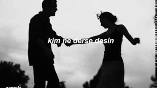 Sen ve Ben - DKTT ft. Sedef Sebüktekin (Sözleri)