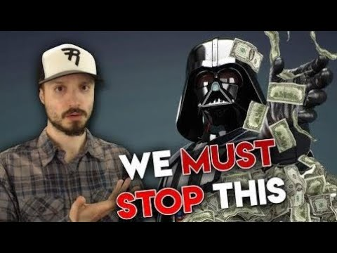 Why People Are Freaking Out About Star Wars Battlefront 2, EA, and Reddit