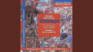 Symphoniette: I. Andantino - Vivace