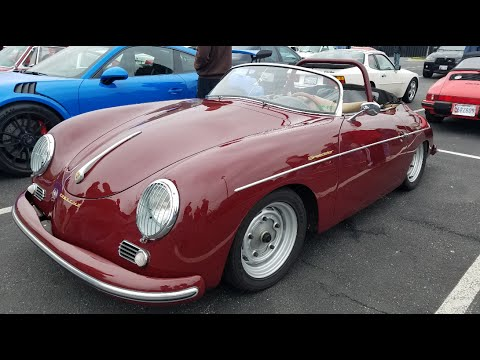 Porsche 356 1600 Speedster Interior Wheels
