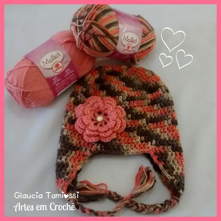99ca45b2d333a Touca Fofucha   lã mollet ag. 4
