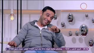 8 الصبح - شوف النجم وائل علاء وهو بيقلد عدد من شخصيات النجوم