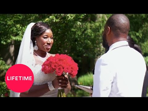 Married at First Sight: Will and Jasmine Are Married (Season 8, Episode 1) | Lifetime