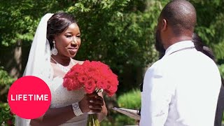 Married at First Sight: Will and Jasmine Are Married (Season 8) | Lifetime
