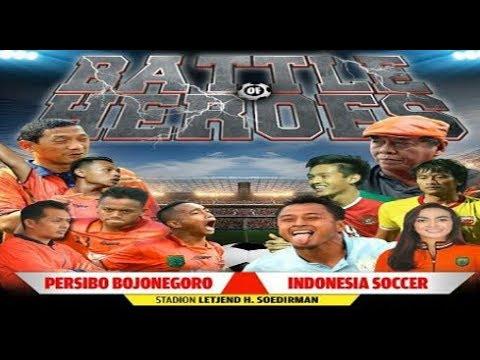 BATLE OF HEROES    Persibo Bojonegoro Vs Indonesia Soccer