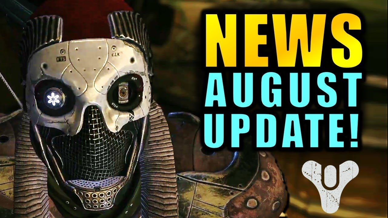 destiny 2 august update