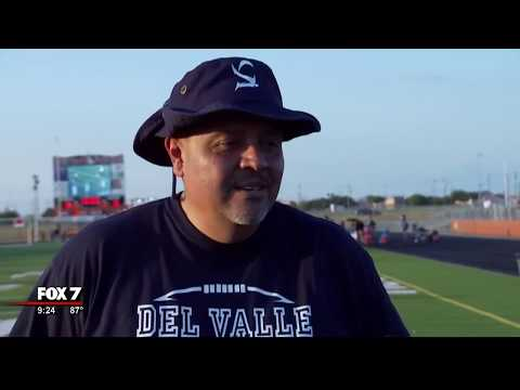 Hutto football fans show support for El Paso High School | 9/2019
