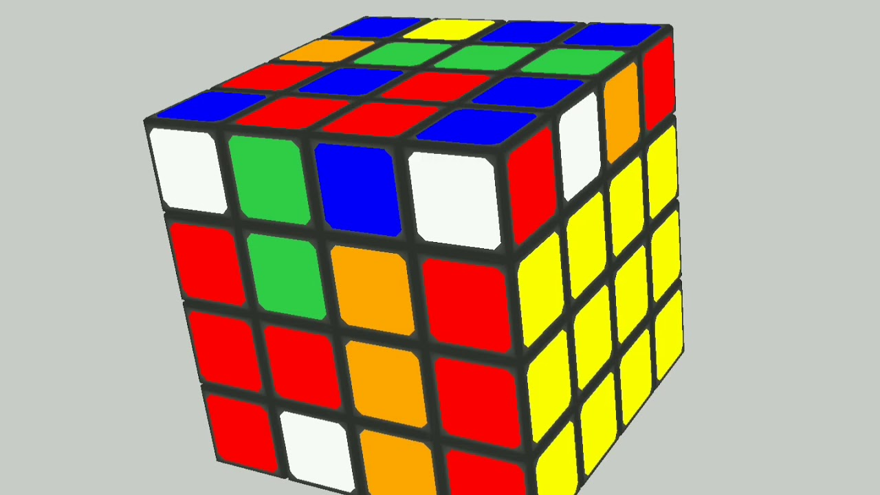Intuitive 4x4 Method with Parity Avoidance | SpeedSolving