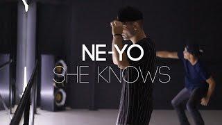 Baixar Ne-Yo - She Knows ft. Juicy J.   Bruno Woop'Z @broopz @neyo