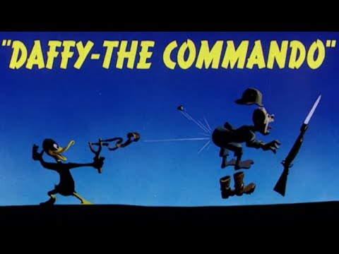 Daffy the Commando - 1943 - Looney Tunes
