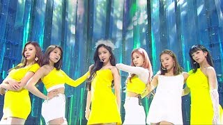 Apink 에이핑크  - Eung Eung 응응  @인기가요 Inkigayo 20190113