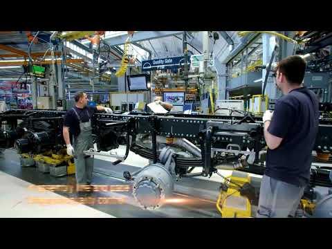 ГЛОБАЛ ТРАК СЕРВИС - Производство грузовиков MAN Мюнхен