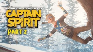 Ending Sedih Campur Kaget 😧😧😧 || The Awesome Adventures Of Captain Spirit - PART 2 END