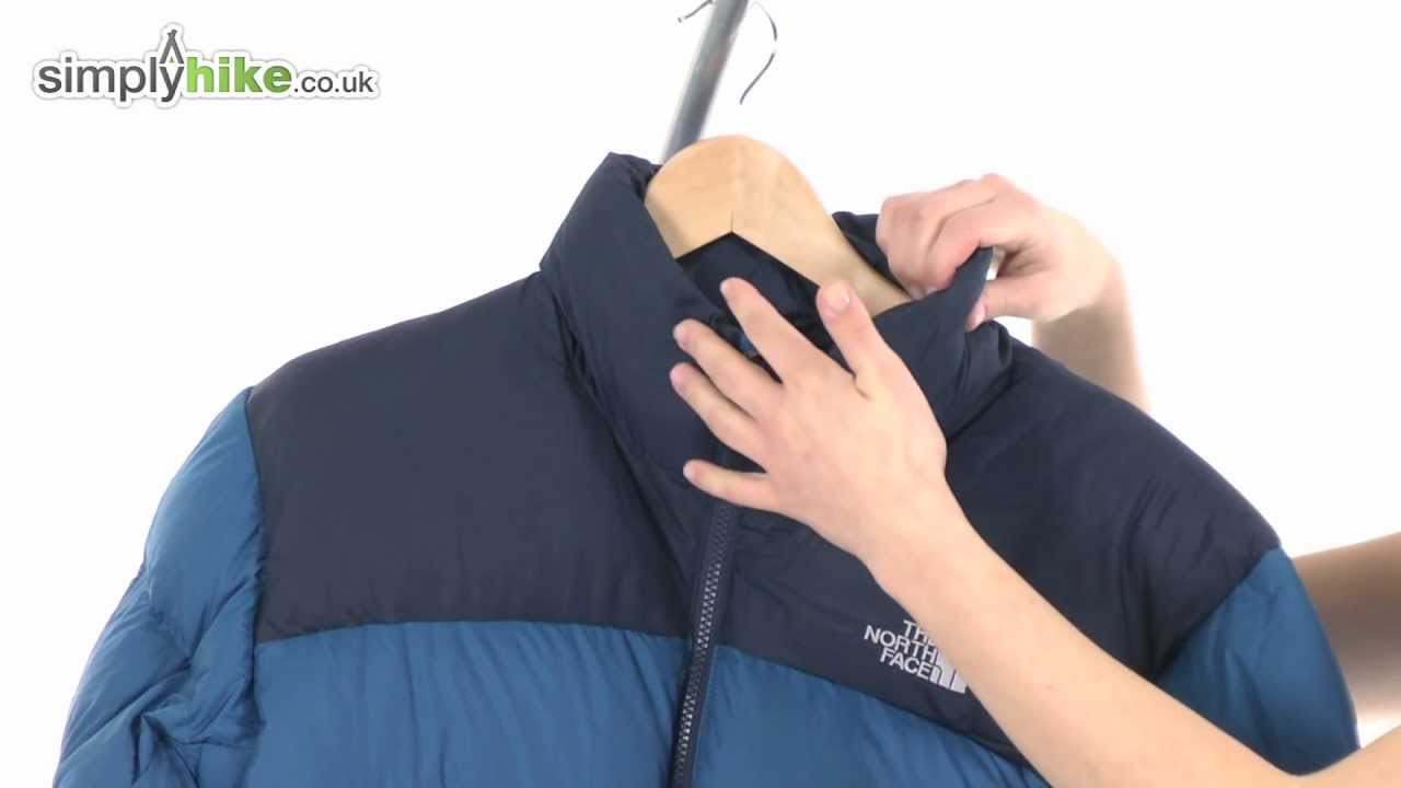 5530fb8293 The North Face Mens Nuptse 2 Jacket - www.simplyhike.co.uk - YouTube