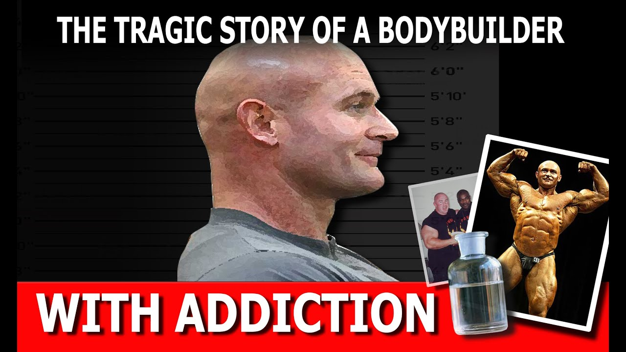 The Tragic Life of a Bodybuilder Addicted to GHB