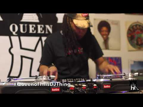 Kid and  Play-  My Way Queen HD the DJ Scratching Session