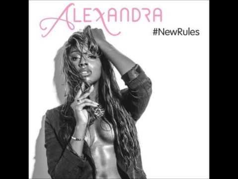 Alexandra Burke  Try New Song Audio ♪