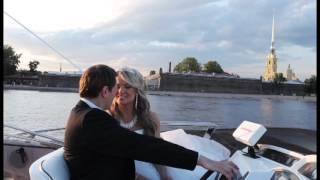 Не пропустите! Яхта для молодоженов!(Аренда яхты для прогулок и на свадьбы в Санкт-Петербурге. http://limocars.ru., 2013-07-15T04:24:59.000Z)