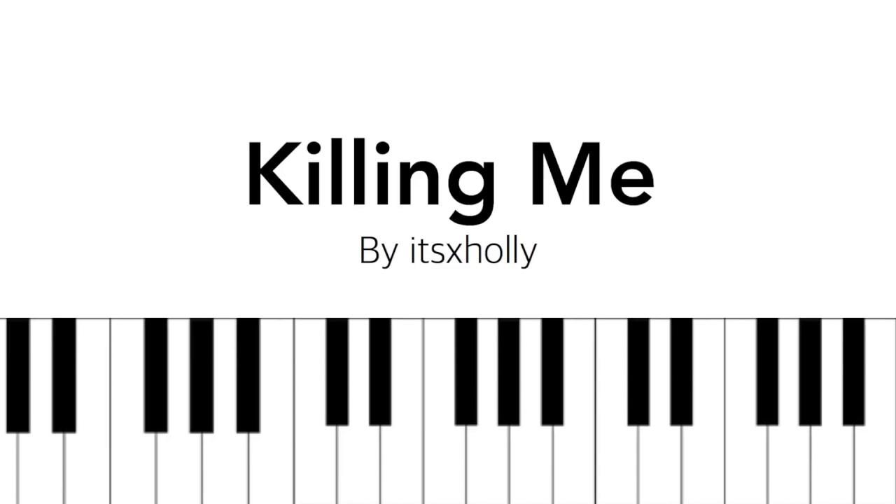 KILLING ME // iKON // Piano Tutorial + SHEETS Chords
