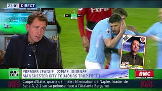 After Foot du mardi 02/01 – Partie 1/3 - Retour sur la 22ème journée de Premier League