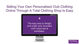 Clubs Want To Sell Your Club Branded Clothing