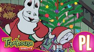 Max i Ruby Boże NarodzenieKrólowa śnieguSzybki Zjazd Ep10