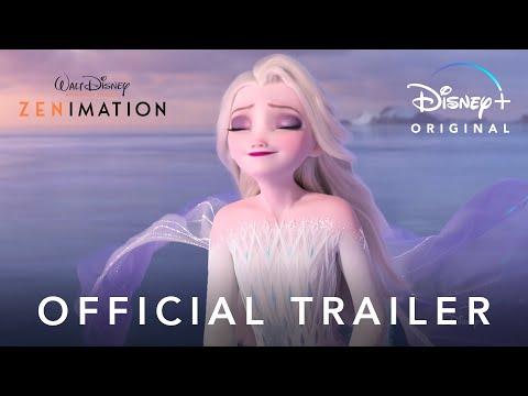 Zenimation | Official Trailer | Disney+