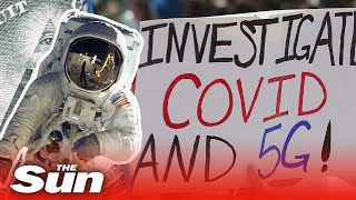 From COVID-19 to 5G to NASA's moon landings – why do people believe in conspiracy theories?