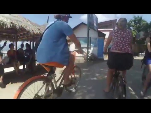 Gili Trawangan - roundtrip by bike