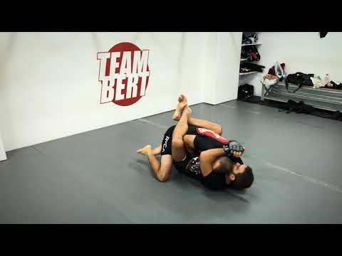 SOME MORE MMA TECHNIQUE